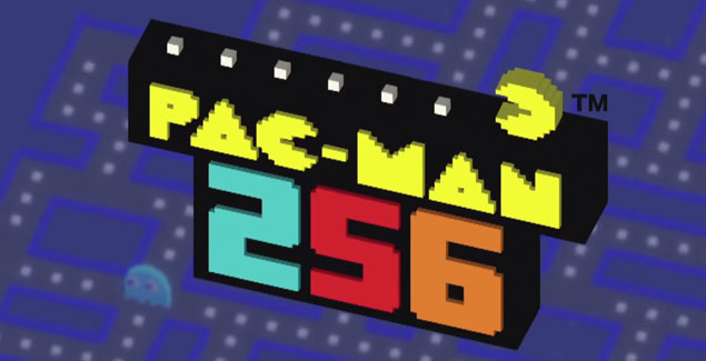 pac-man 256 ios