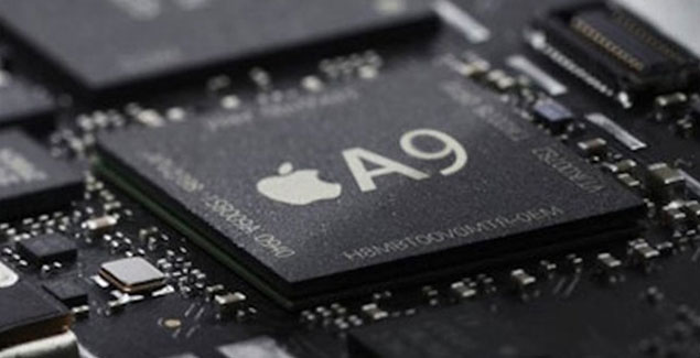 apple a9 samsung