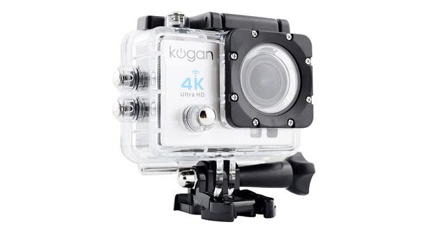 kogan action camera 4k ultrahd