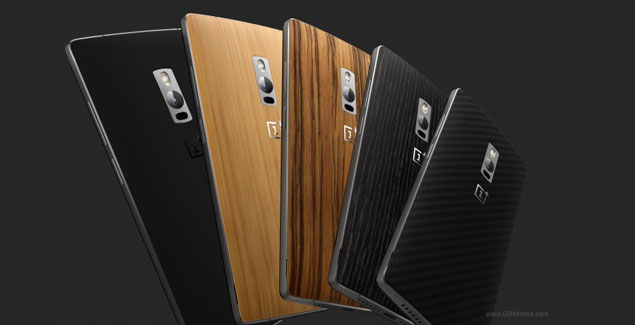 pilihan back cover oneplus 2