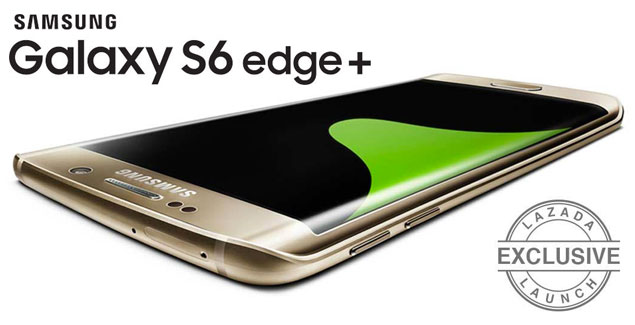 galaxy s6 edge plus lazada