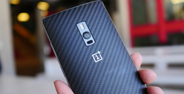 oneplus 2 carbon backcover