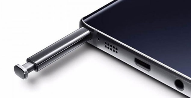 s pen galaxy note 5