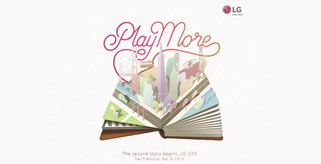 lg v20 launching san fransisco