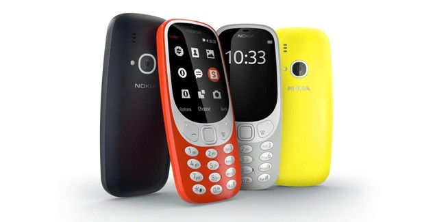 nokia 3310 2017 warna