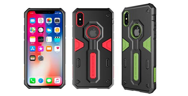 nillkin defender 2 series iphone x